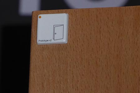 Collaboration sees 'world's first smart fire door'